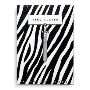 Zebra King Slayer