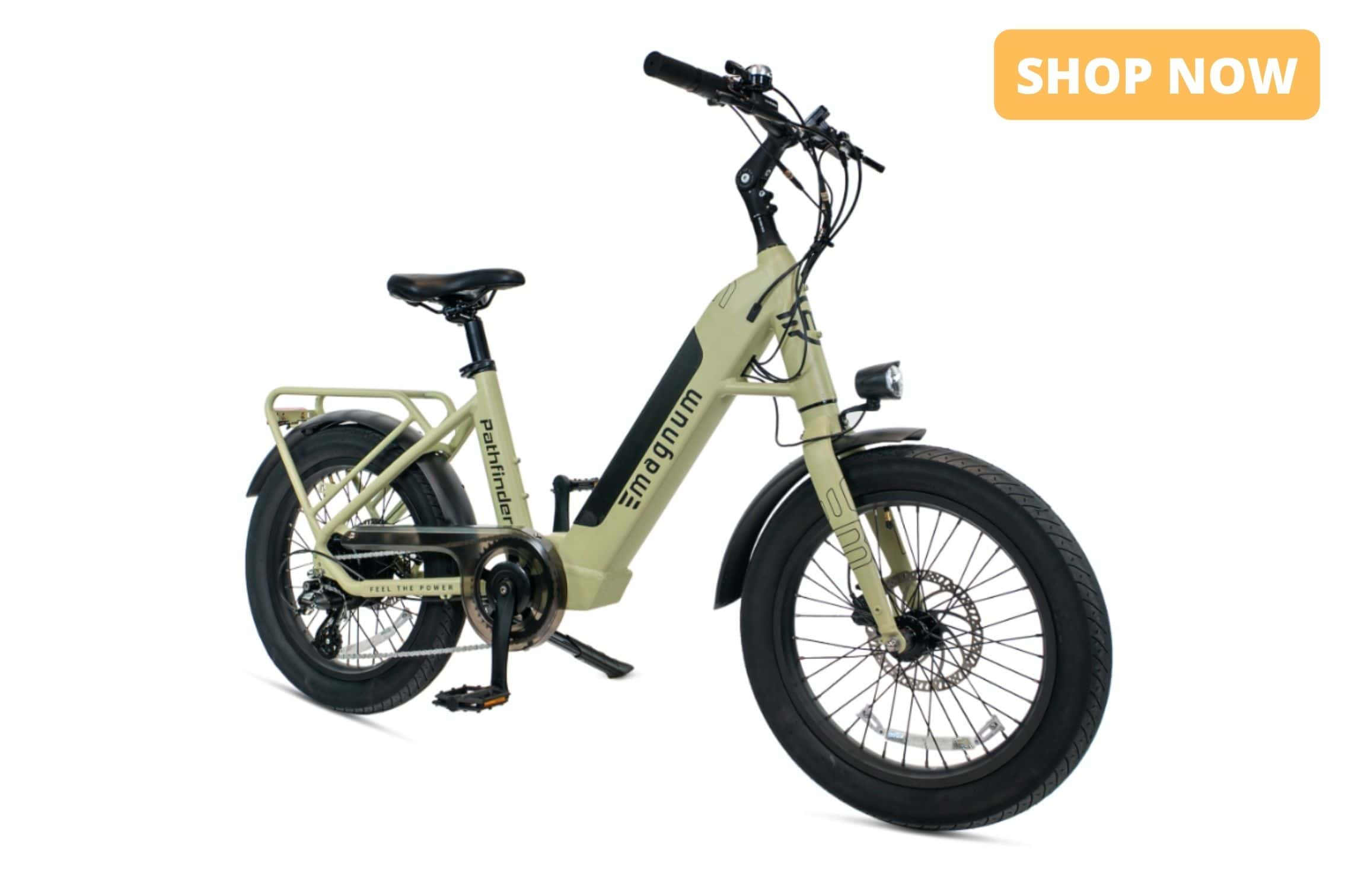 Magnum Pathfinder Electric Bike Product Page