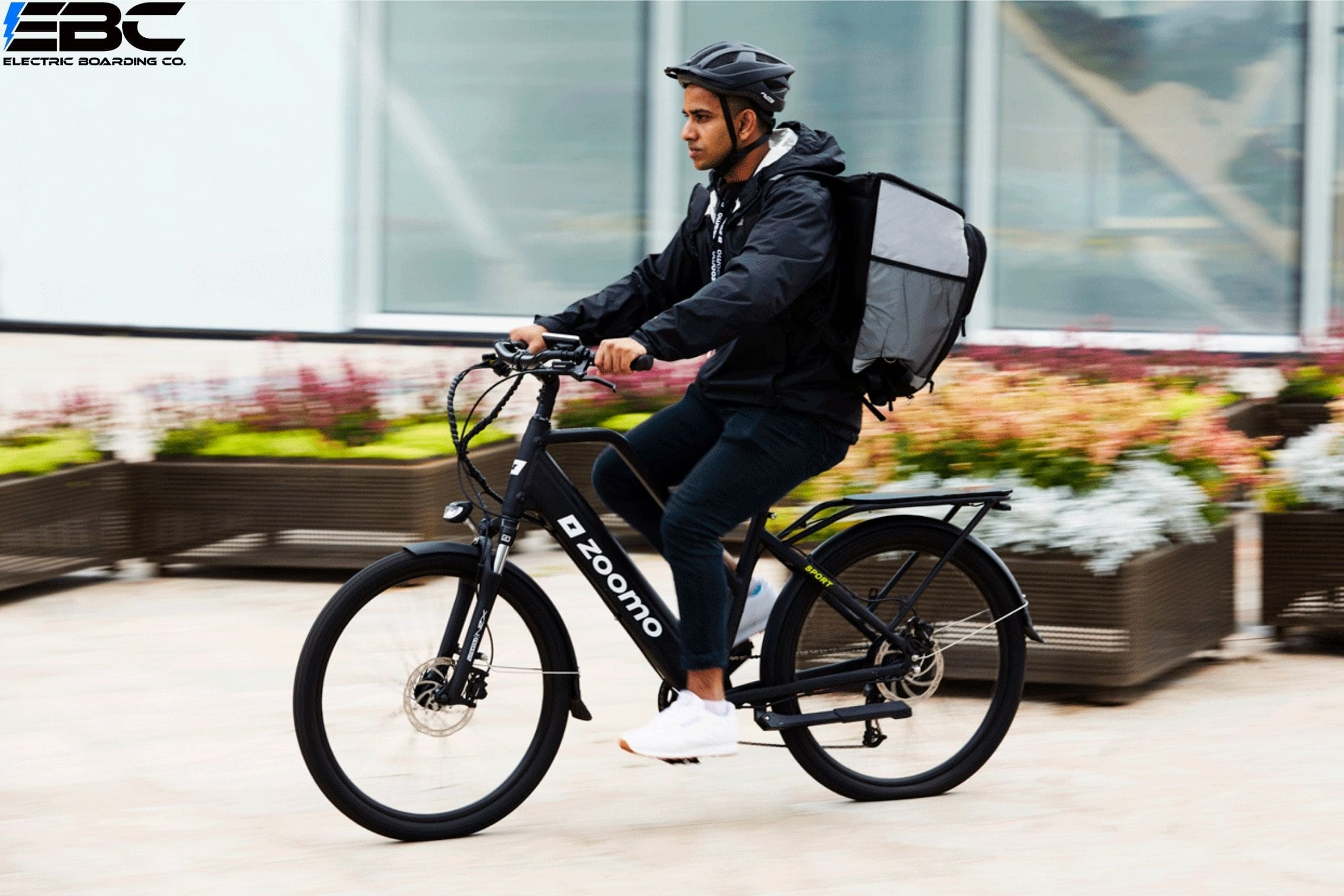 Delivery Drivers Electric Bike Product Page