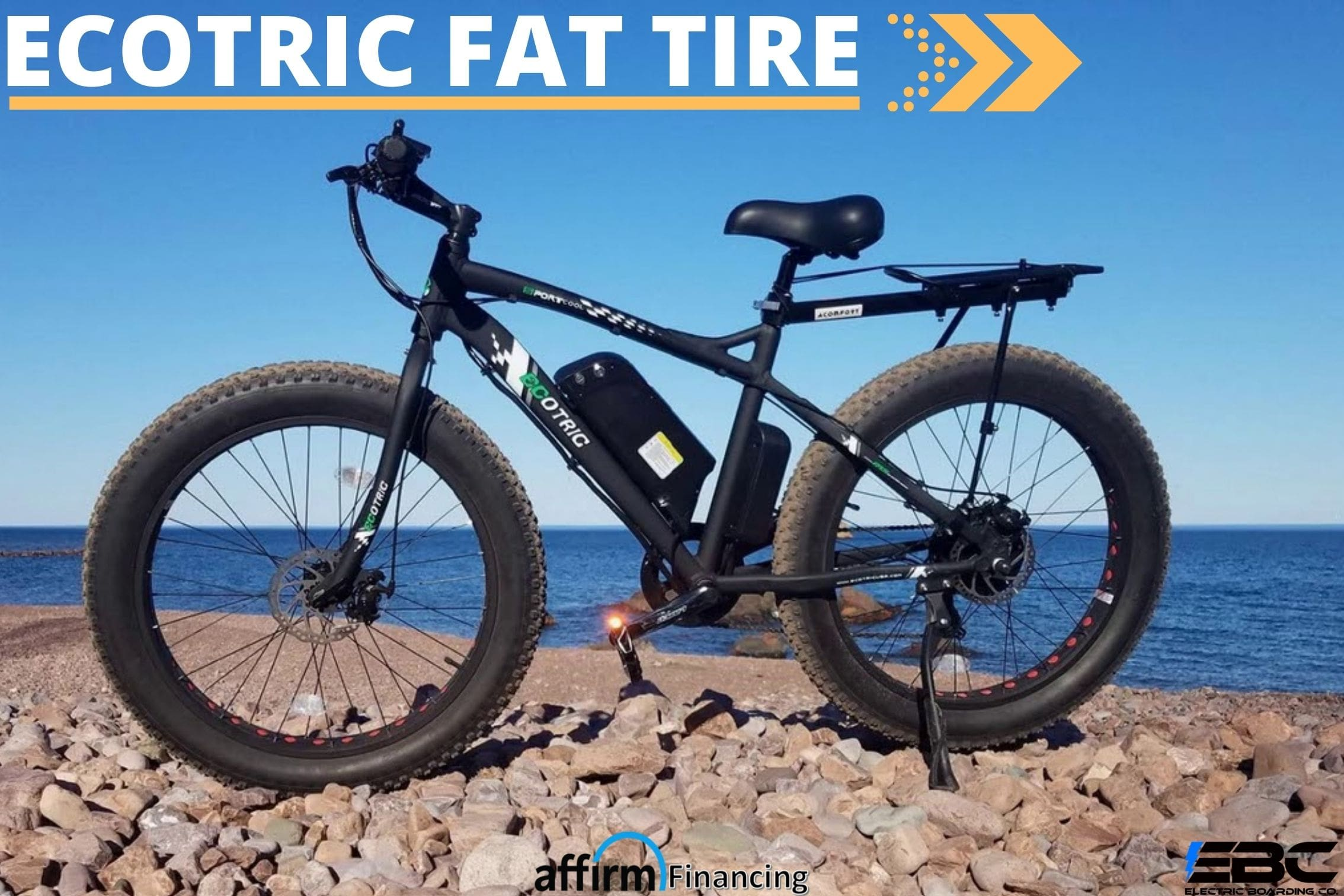 Ecotric Fat Tire