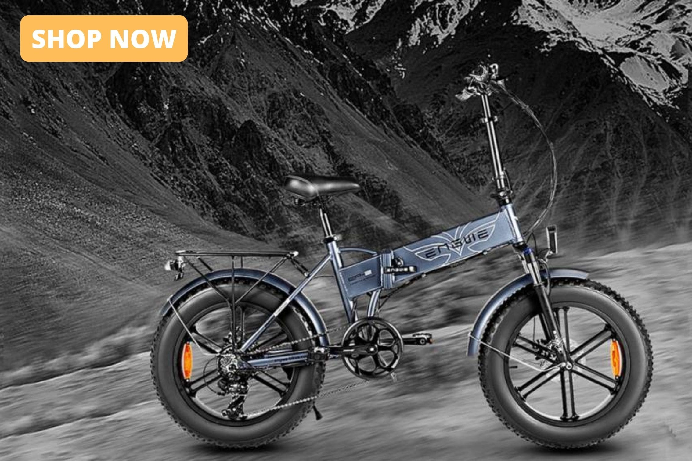 Engwe Electric Bikes Collection Page