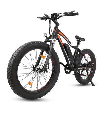 ecotric rocket fat tire electric bicycle bike