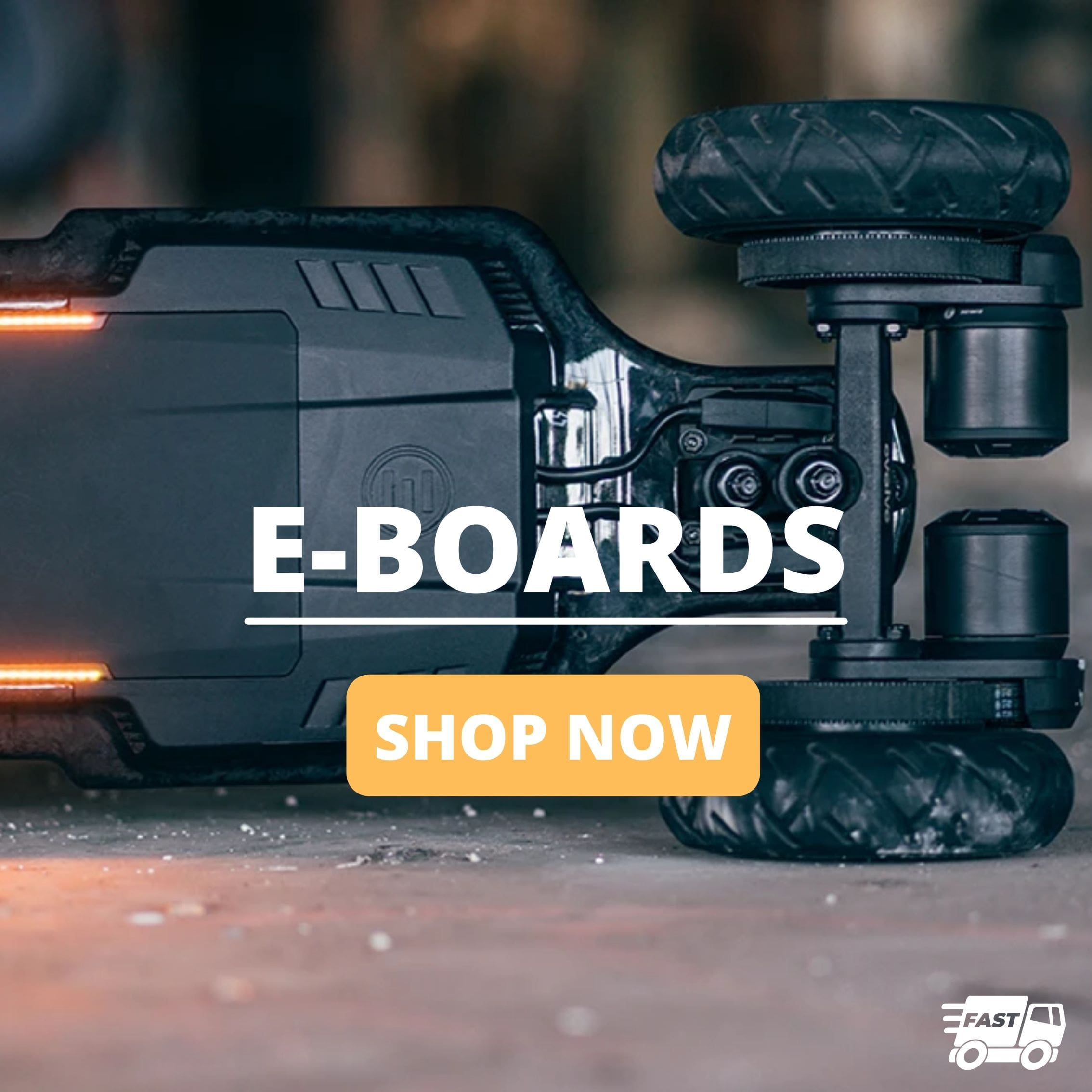 Fast Shipping Electric Skateboards