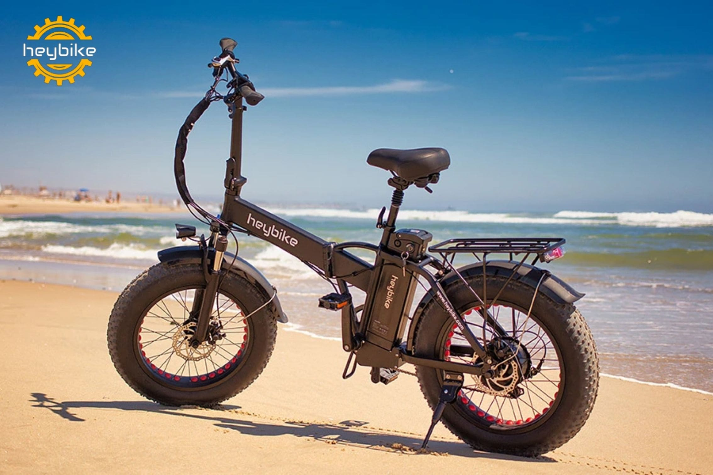HeyBike Electric Bikes Collection Page