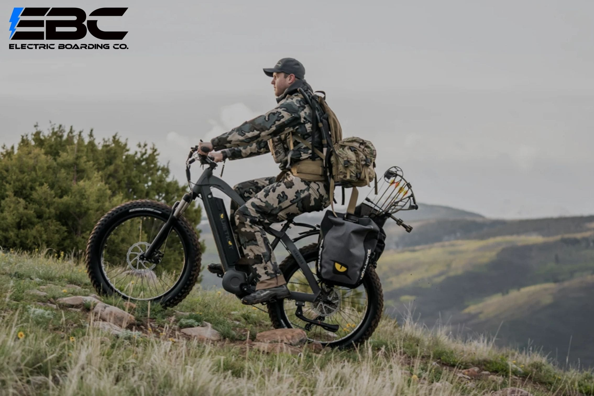 Hunting Electric Bikes Collection Page