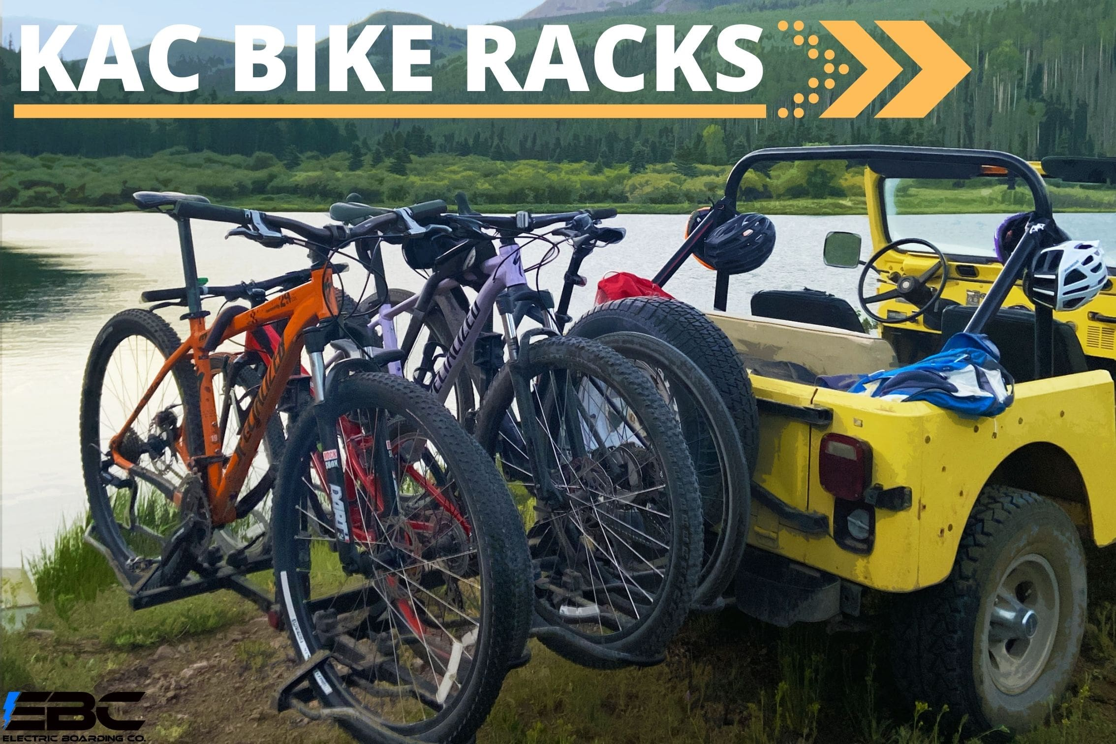 KAC Bike Racks