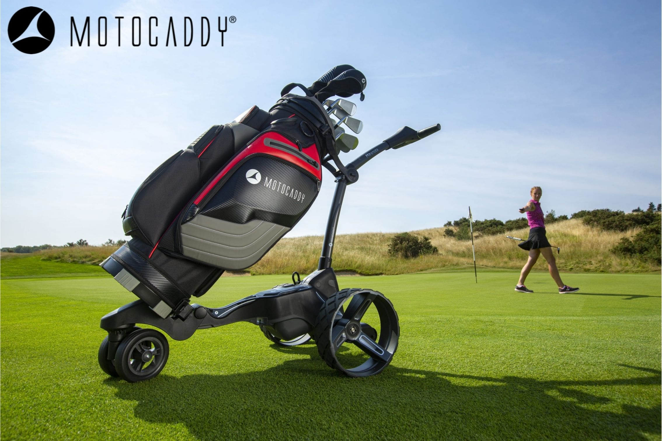 Electric Golf Trolleys Collection Page