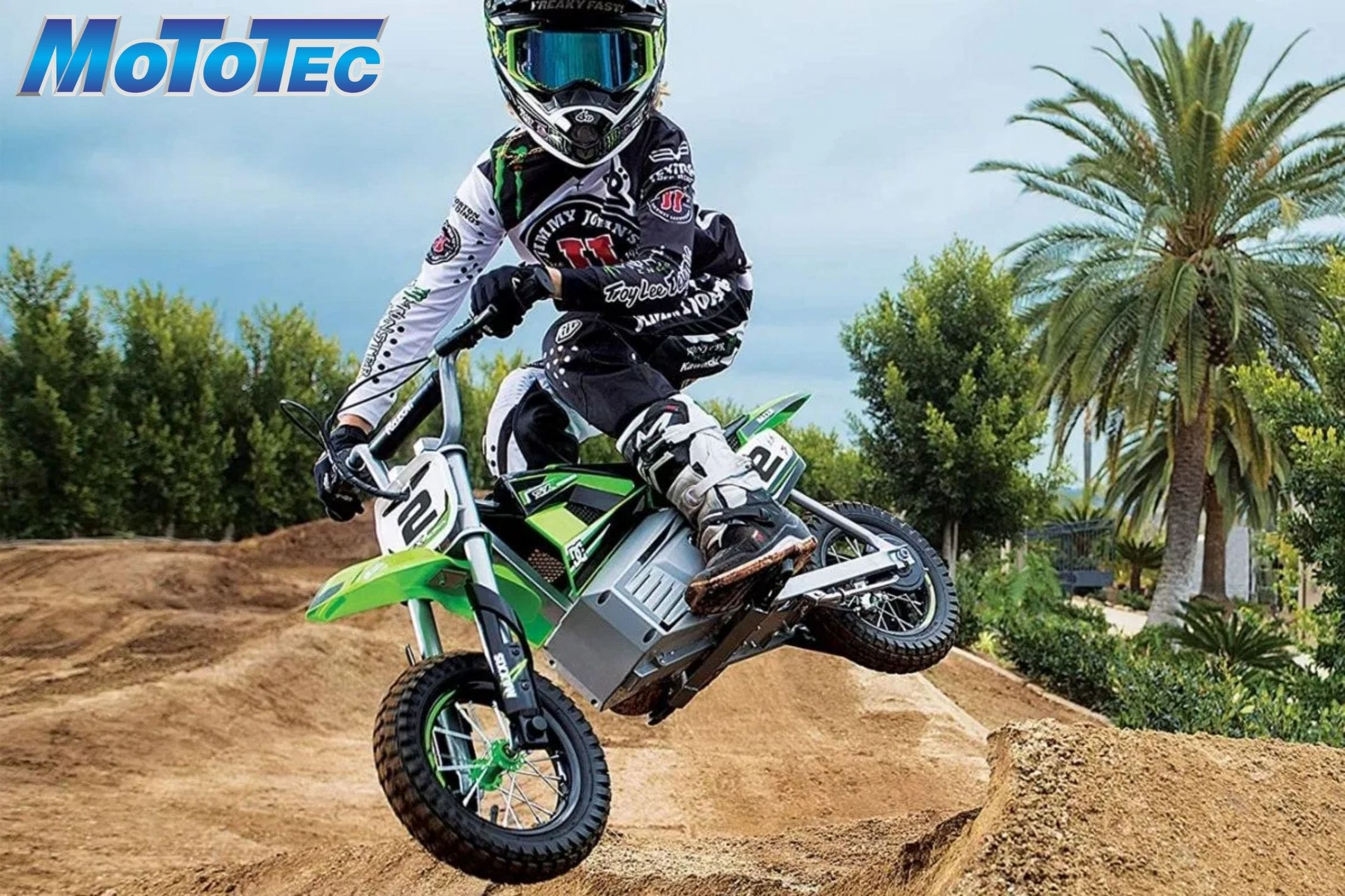 MotoTec Electric Bike Collection Page