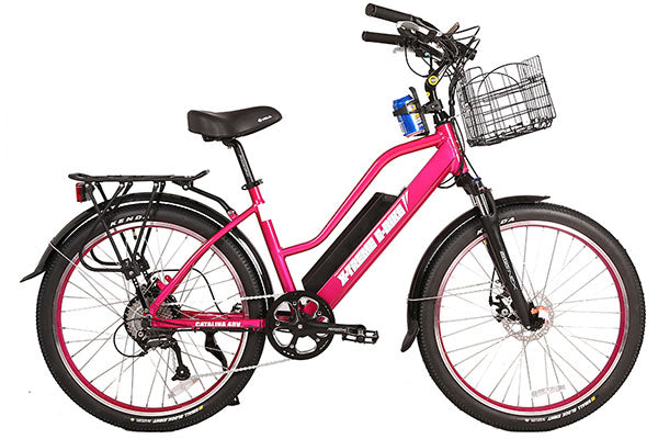 X-Treme Catalina Electric Bike Product Page