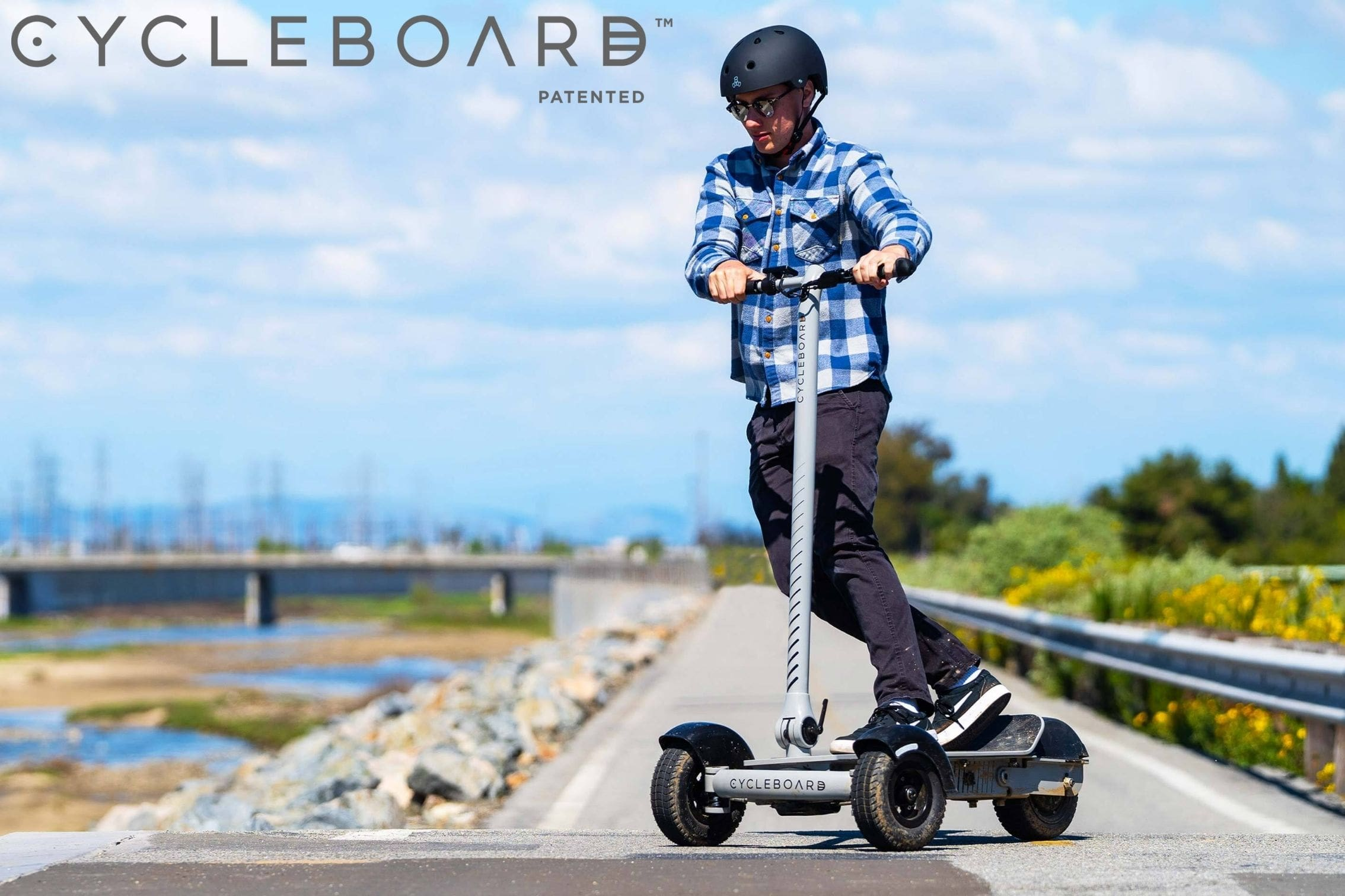 Cycleboard Electric Scooters