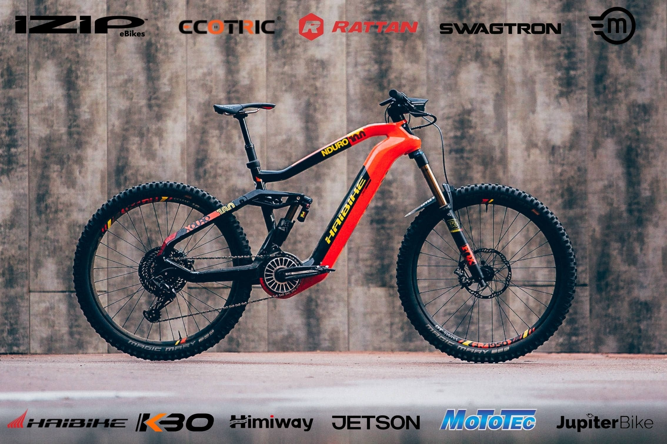 All Electric Bike Brands Collection Page