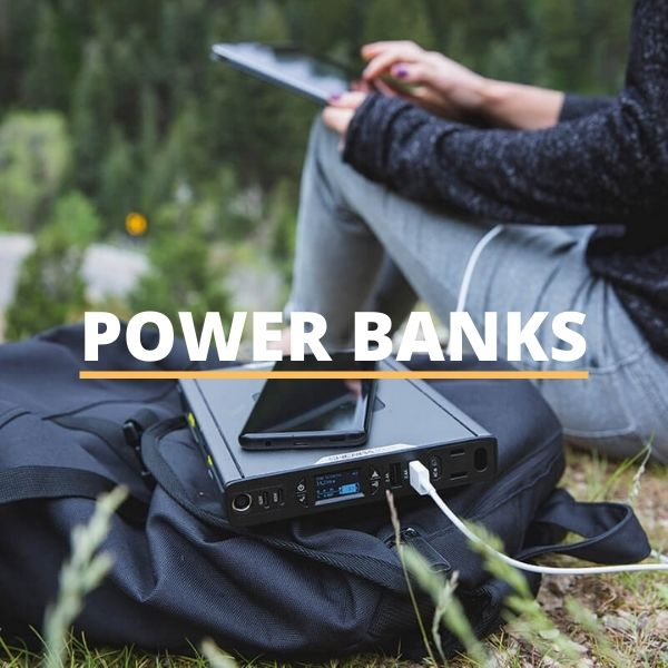Goal Zero Power Banks Collection Page