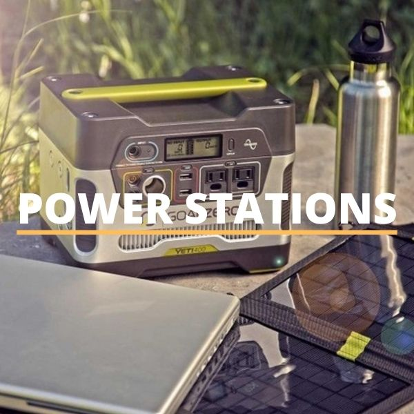 Goal Zero Power Stations Collection Page