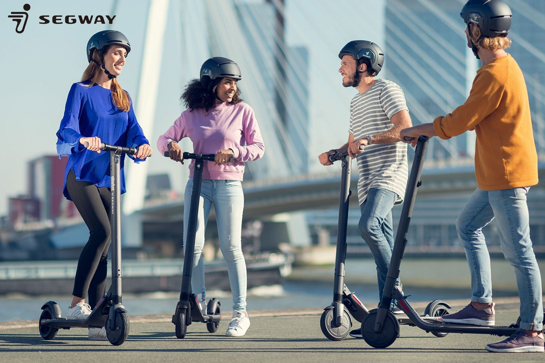 Segway Electric Scooters & Gokarts Collection Page