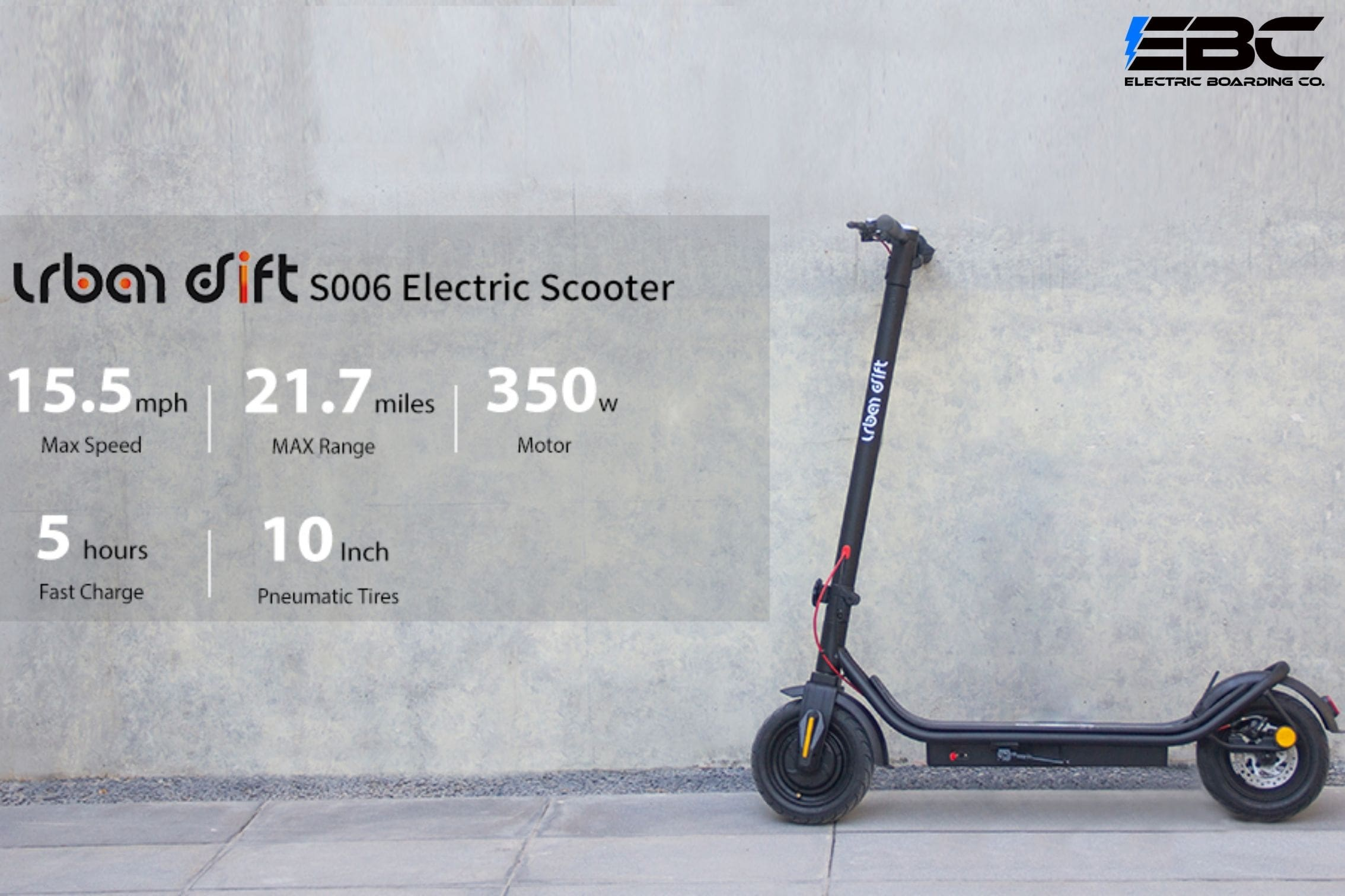 Urban Drift Electric Scooters Collection Page