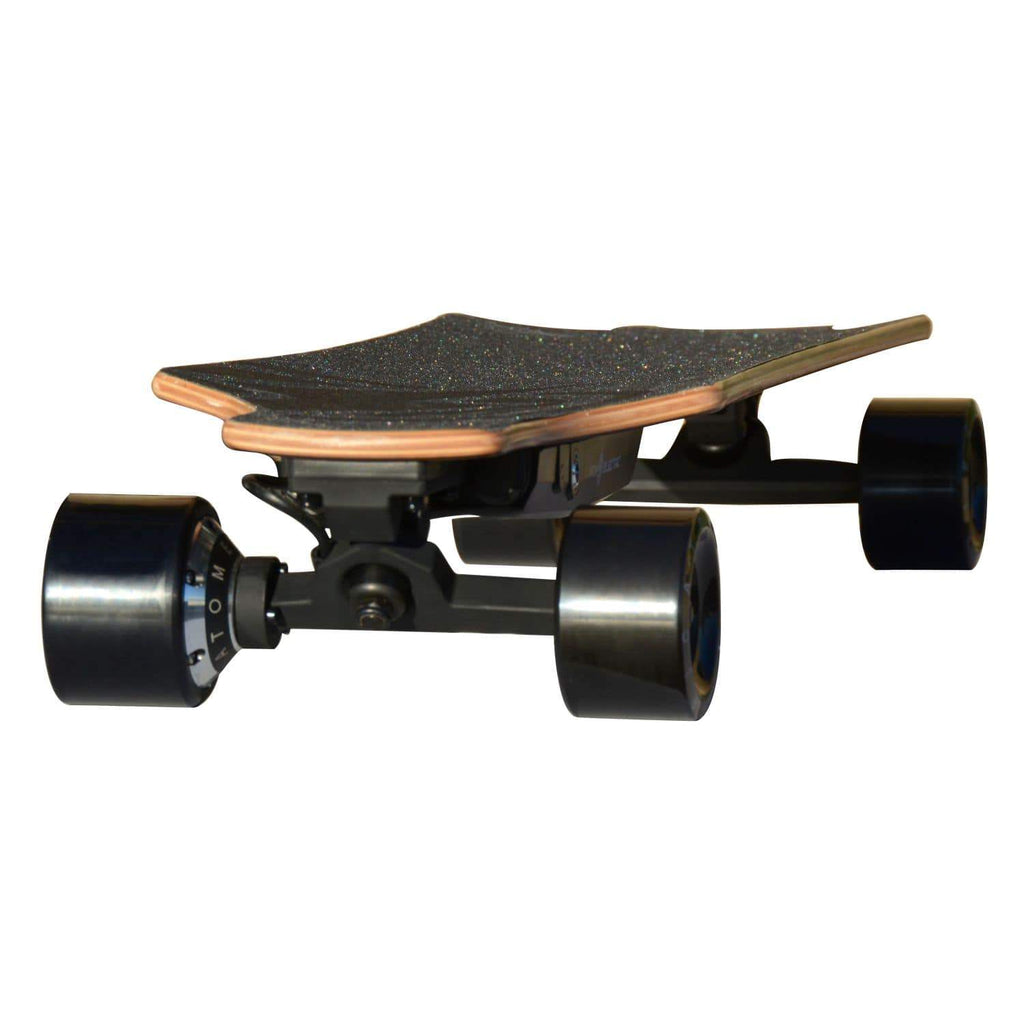 Atom H6 Electric Longboard front truck view
