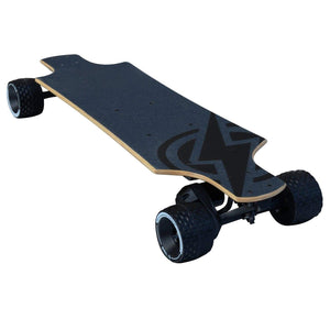 Atom B10X Electric Longboard front angle