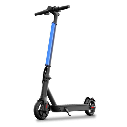 Image of Hiboy S2 Lite Electric Scooter black side view