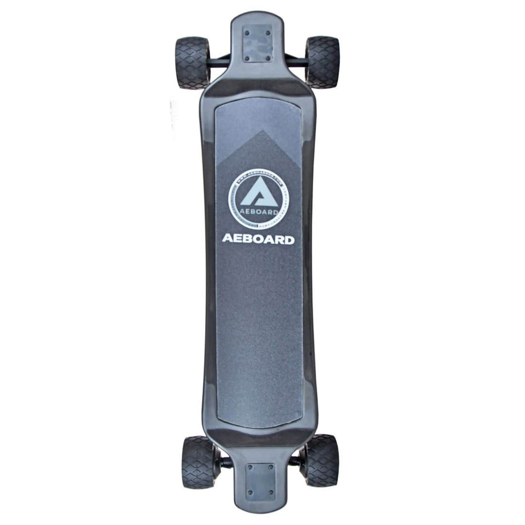 AEBoard AX3 Electric Skateboard vertical view