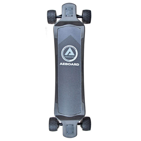 Image of AEBoard AX3 Electric Skateboard vertical view
