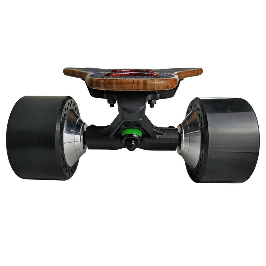 AEBoard AX Plus Electric Skateboard front trucks