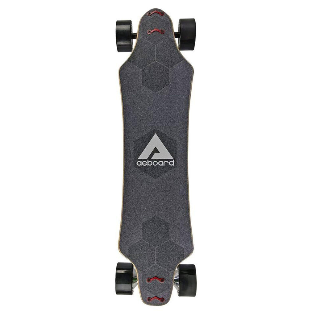AEBoard AX Plus Electric Skateboard vertical