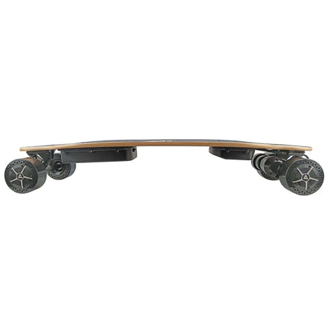 Image of AEBoard Hornet Electric Skateboard side view