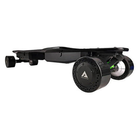 AEBoard All Wheel Drive Electric Longboard 3D View
