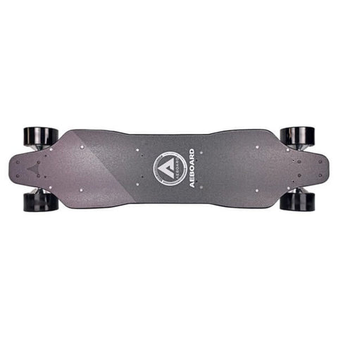 Image of AEBoard All Wheel Drive Electric Longboard Top View
