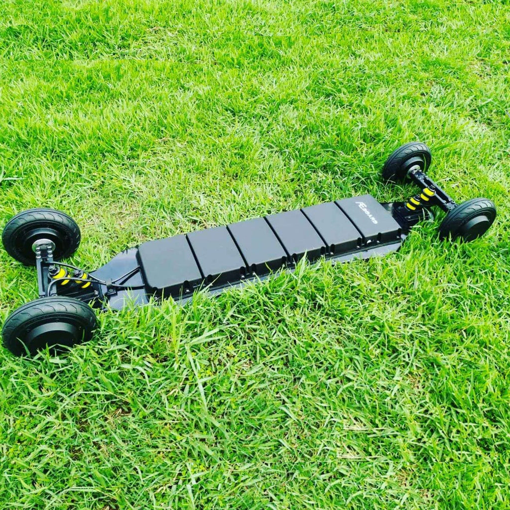 AEboard GT Electric Longboard Engine View