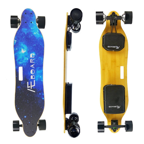 AEboard AE2 Electric Longboard Multiple View