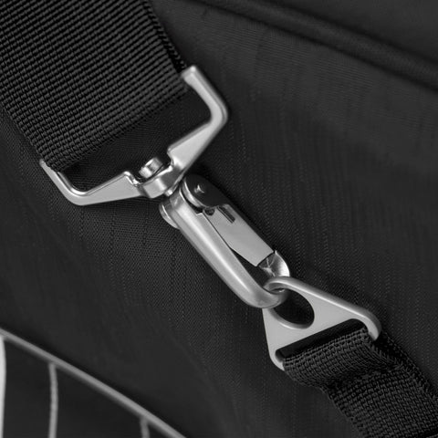 Image of AeroComfort Road 3.0 Bike Travel Case buckle