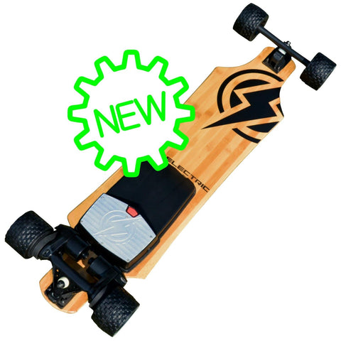 Image of Atom B18-DX Electric Longboard