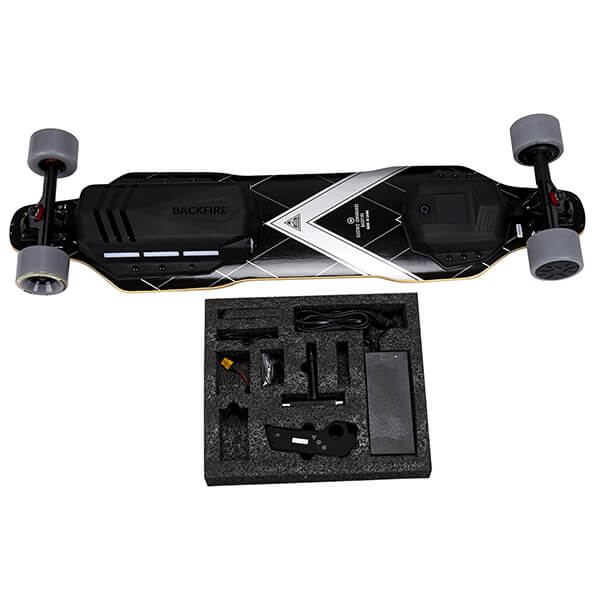 Backfire G3 Electric Skateboard With Kit