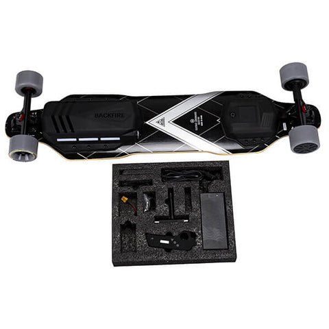 Image of Backfire G3 Electric Skateboard With Kit