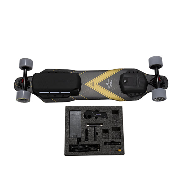 Backfire G3 Plus Carbon Fiber Electric Longboard With Kit