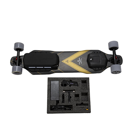 Image of Backfire G3 Plus Carbon Fiber Electric Longboard With Kit