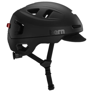 Bern Hudson Helmet black side