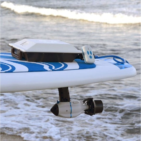 Bixpy J-1 Outboard Kit surfboard