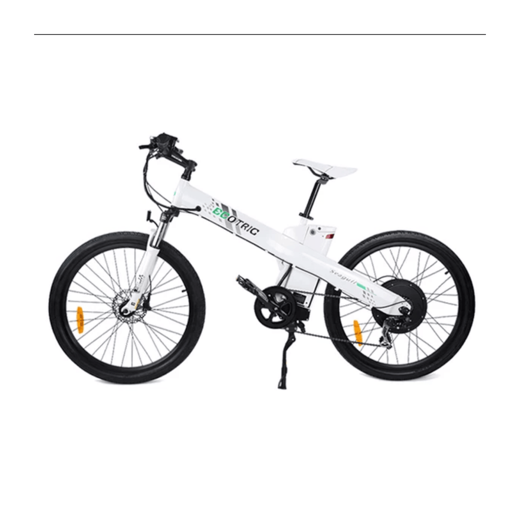 ECOTRIC Seagull Electric Mountain Bike white side view
