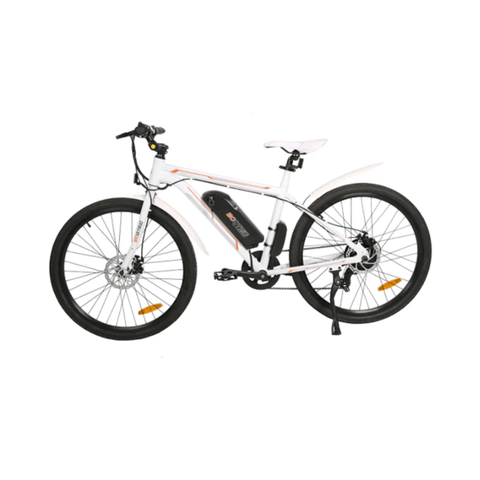 ECOTRIC Vortex Commuter Electric Bike white side view