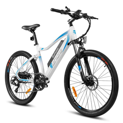 Image of Eahora XC100 Electric Bike white 3d view