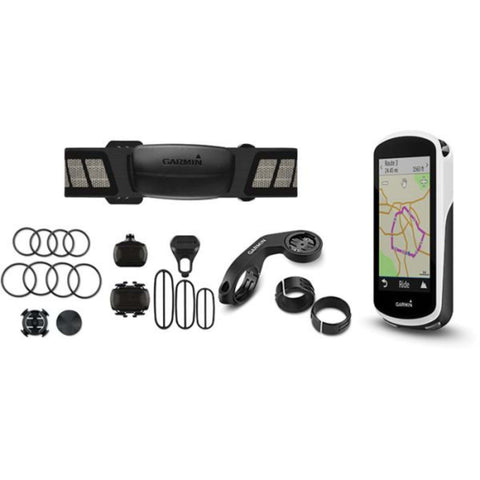Image of Garmin Edge 1030 Bike Computer bundle