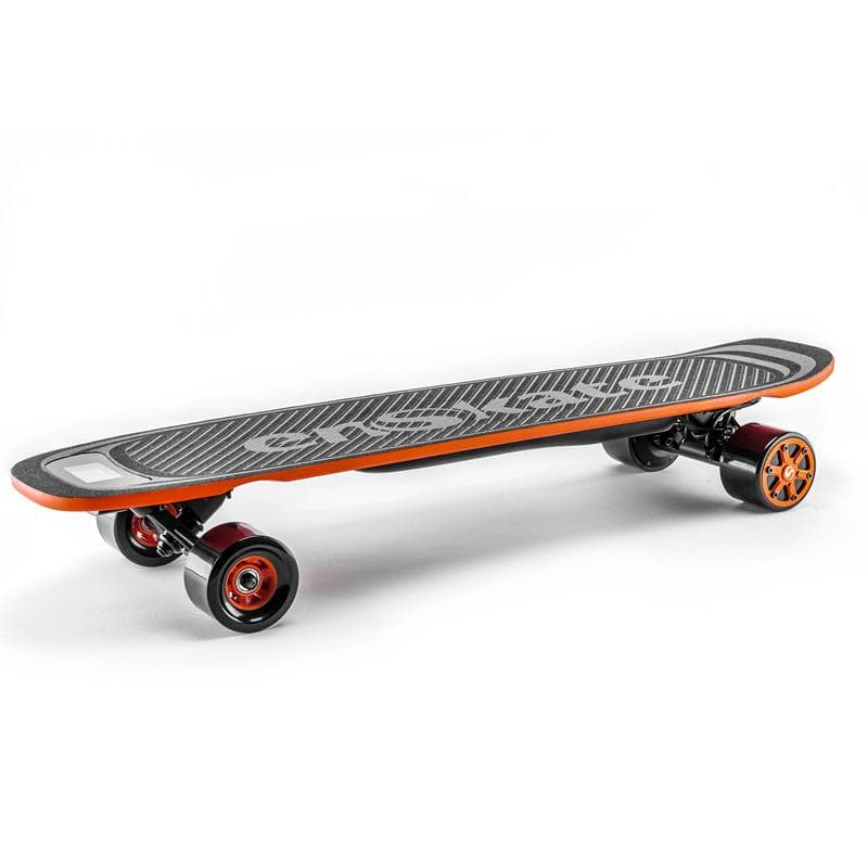 Enskate Woboard Electric Skateboard Orange