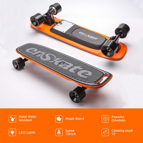 Image of Enskate Woboard Mini Electric Skateboard Info