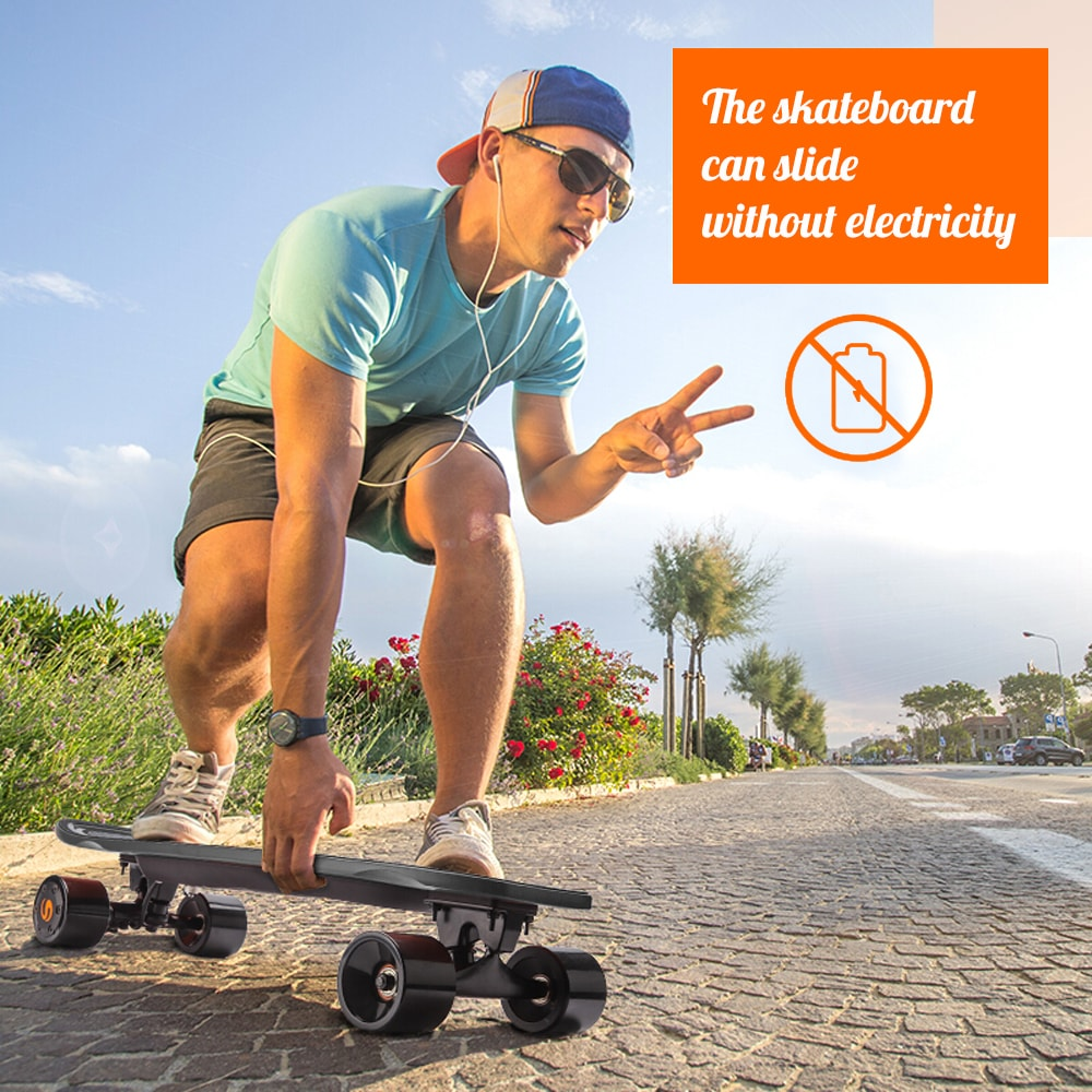 Enskate Woboard Mini Electric Skateboard Info