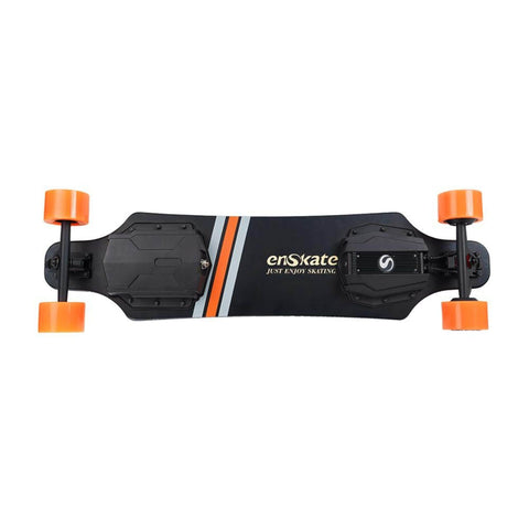 Image of Enskate R3 Electric Skateboard horizontal bottom deck