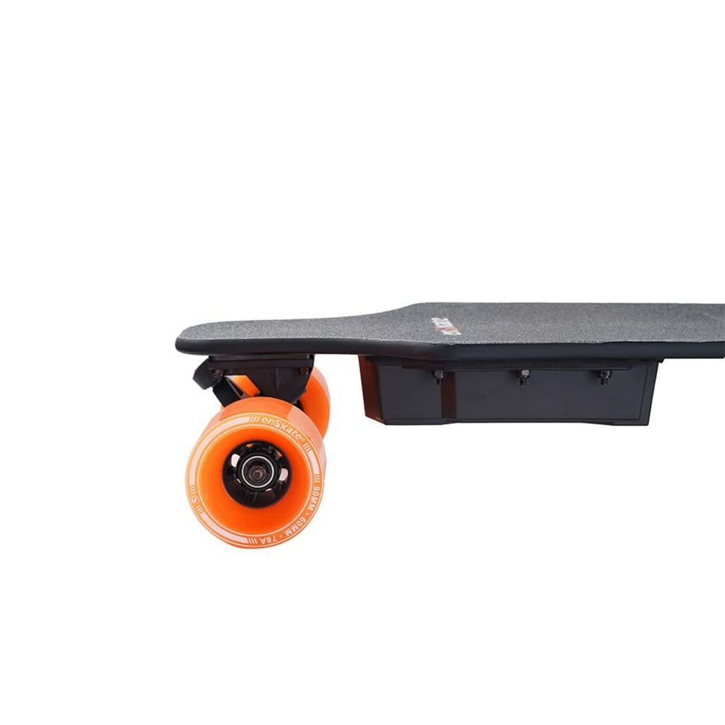 Enskate R3 Electric Skateboard front left corner