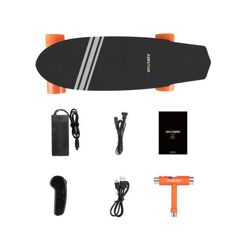 Enskate R3 Mini Electric Skateboard Packing List