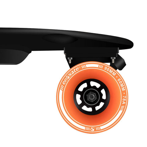Enskate R3 Mini Electric Skateboard Front View